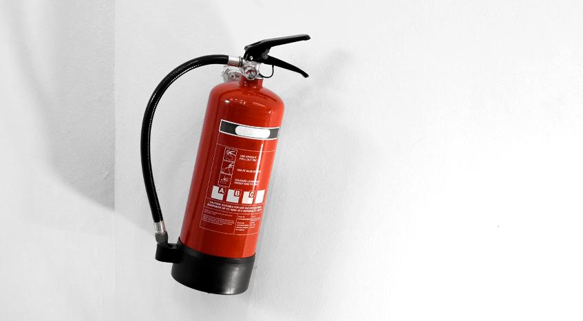 Importancia de contar con extintores en tu empresa